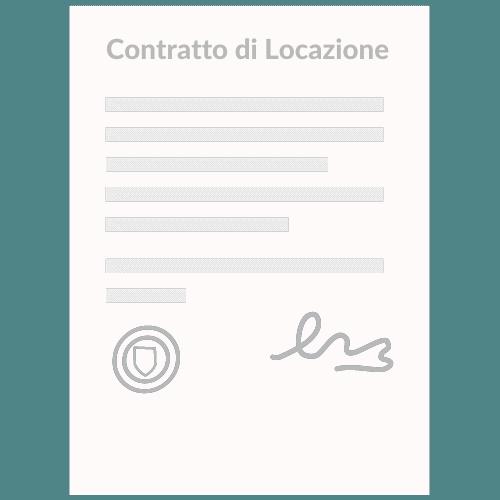 modello Contratto di Locazione immobile